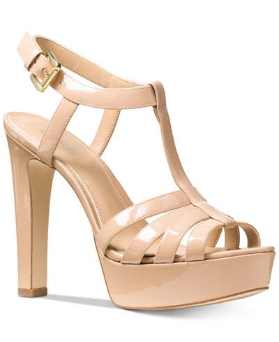 michael kors sandals macys michael michael kors dress sandals sandals