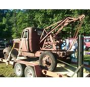 Old Rusty Tow Trucks Are Frightening  1A Auto Blog