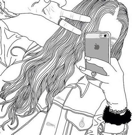 modern girl coloring page image 13643616 810705422398979 456943327 n jpg animal