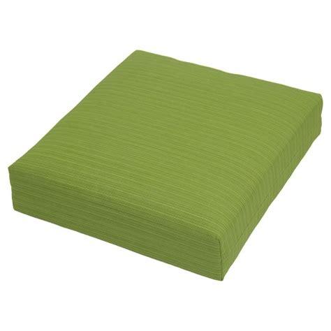 threshold outdoor deep seating cushion ebay