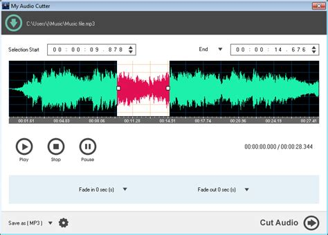 mp3 cutter free download for pc windows xp full version my audio cutter