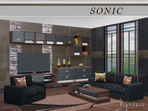 4 living room set nynaevedesign s sonic living room