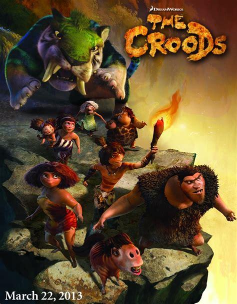 film cartoon croods the croods poster teaser trailer