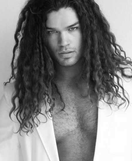 hairstyles for long hair black man long curly hairstyles for men 2013 mens hairstyles 2018