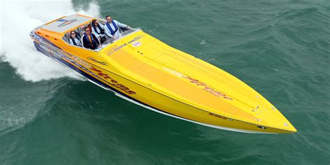 speed boat upgrades maximum power gain cigarette 42x upgrades to 1350s