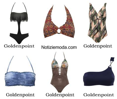 golden point costumi da bagno moda mare goldenpoint estate 2017 costumi da bagno