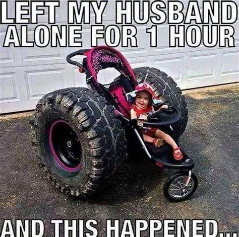 Funny Husband Memes - husband alone with kid funny pictures quotes memes jokes