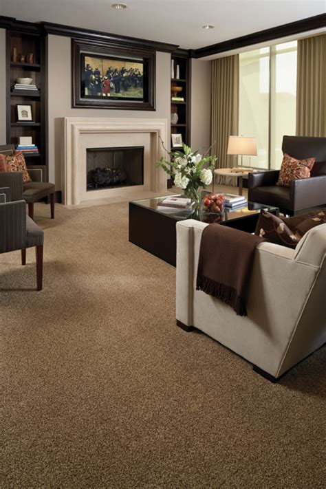 Carpet Colours For Living Rooms by Sumptuous Luxurious Tweed Carpet Karastan Avalon