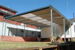flat roof metal carport plans woodguides