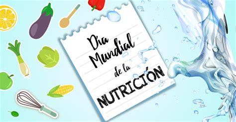 paritarias para la alimentacion 2016 d 237 a mundial de la nutrici 243 n zaindu zaitez