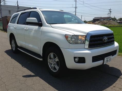 Used Toyota Sequoias For Sale Toyota Sequoia Sr5 4wd 2013 Used For Sale