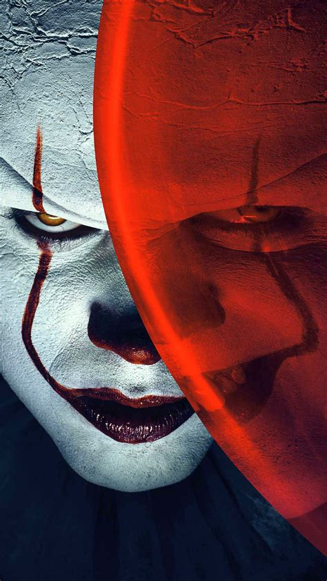 bill skarsgard    pennywise clown hd  wallpaper