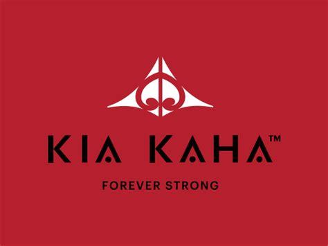 kia kaha nz maori designed clothing sustainable apparel