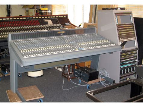 Soundcraft Sapphyre Mixing Desk Funky Junk Classic Mixing Desk Stand