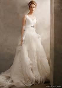 Vera Wang Dress Sizes Vera Wang Vera Wang Organza Tulle Size 6 Size 3 Wedding