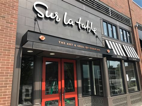 Su La Table by Sur La Table Announces Grand Opening Details For Brentwood Location Williamson Source