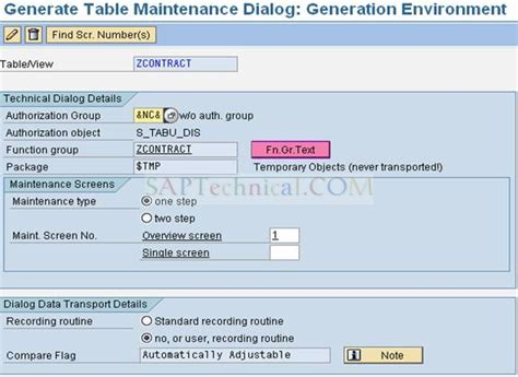 oops abap tutorial sap technical saptechnical com open the text editor when click the