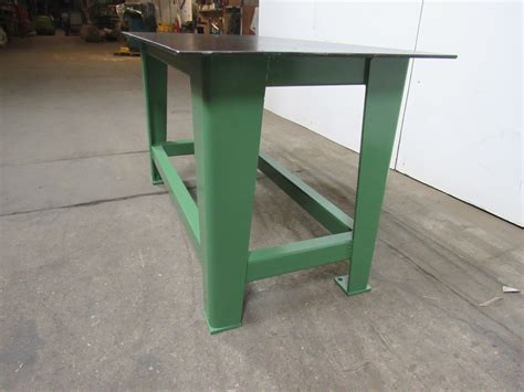 welders bench steel welding work bench assembly layout table 60 quot x 30 quot 3