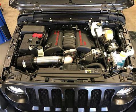 Iconix Ls Surely 1 new quot jl quot jeep wrangler gets an ls3 conversion ls1tech