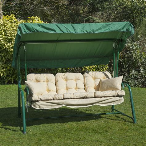 bench swing cushion replacement swing cushion replacement sets home design ideas