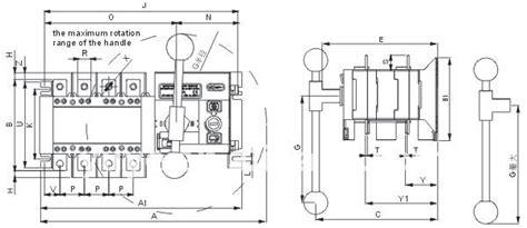 socomec changeover switch wiring diagram 40 wiring