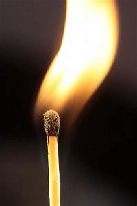 How To Light Matches by Lighting A Match 2 Photo Free