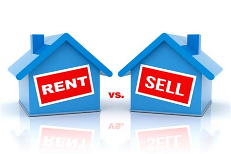 selling a house while buying another should you rent or sell your house