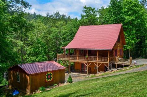 Beaver Creek Cabin by Beaver Creek Hill Log Cabin Listen To The Vrbo