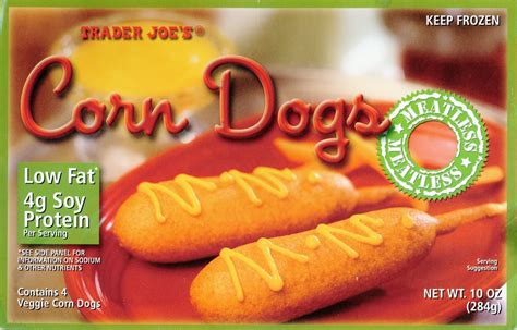 trader joes dogs adventures in trader joe s corn dogs