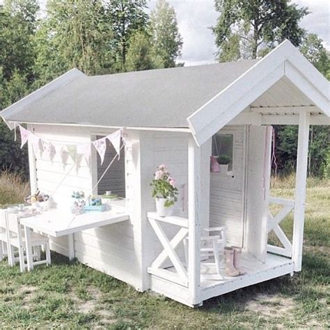 outdoor play house outdoor playhouses mommo design