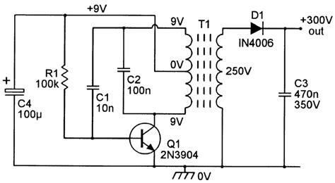 ac voltage generator wiring diagram wiring diagram with