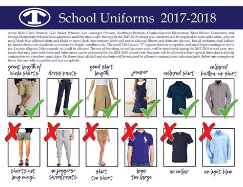 Essay About Dress Code At School by Letter To School About Dress Code Schools Adopt Uniforms