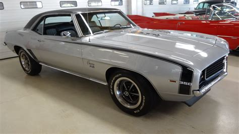 used camaro rs 1969 chevrolet camaro rs ss stock 594742 for sale near
