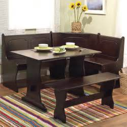 Dining Room Nook Sets by Home Design Saving Kitchen Table Space Dining Sets Room