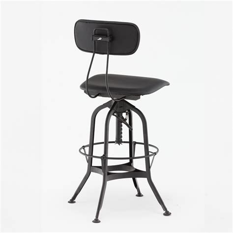 sedia sgabello vintage retr 242 toledo bar sedia toledo sgabello in metallo