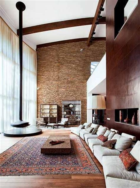 high ceiling living room ideas 10 gorgeous fireplace designs modern interior design