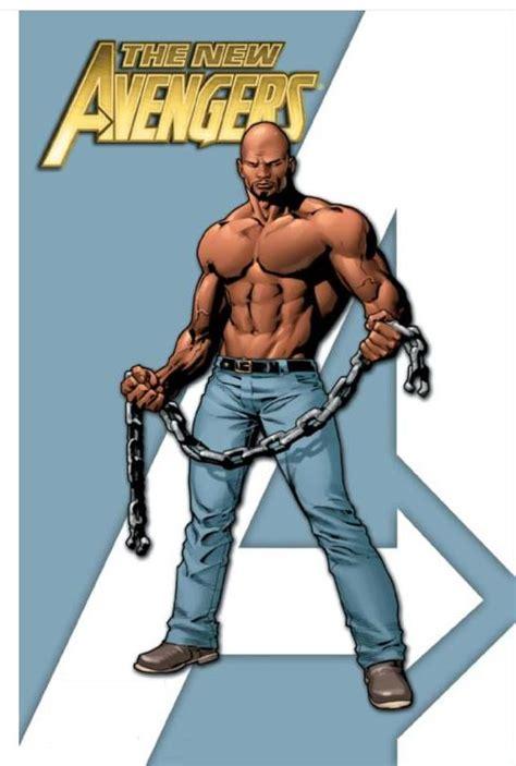 Luke Cage Luke Cage Character Worldofblackheroes