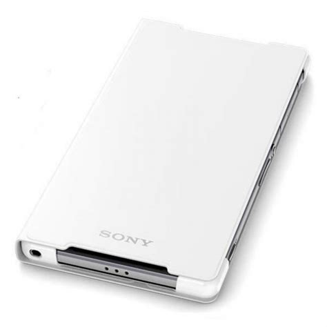 Sony Xperia Z2 Ahha Reily Flip Cover Casing Sarung Kulit Original sony scr10 style cover stand flip for xperia z2 retail box white ebay