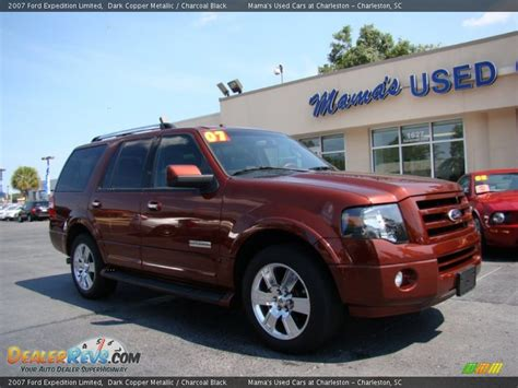 Ford Expedition 2007 by 2007 Ford Expedition Limited Colors
