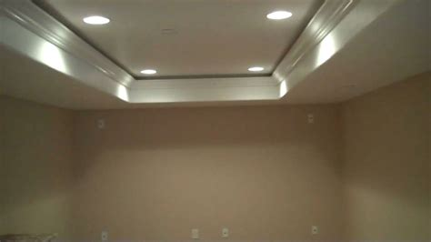 Small Kitchen Lighting by Tray Ceiling Designs Modernize