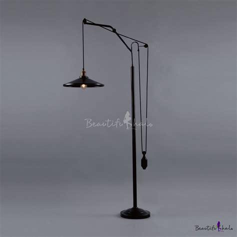 industrial style oiled rubbed bronze farmhouse single light floor lamp beautifulhalocom