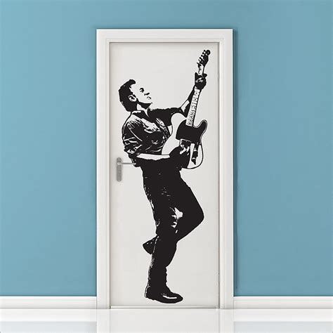 Springsteen Wall
