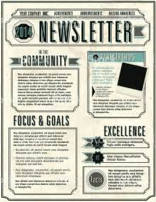 company newsletter templates free best 25 newsletter templates ideas on parent