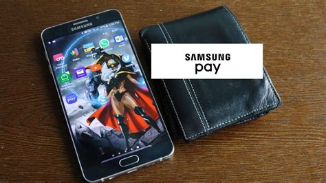 R Samsung Pay Samsung Pay Review Mobile Payment Future