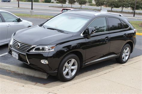 lexus jeep 2015 2015 lexus rx 350 test drive review cargurus