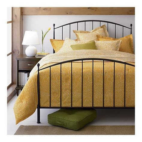 porto bed crate barrel for the home
