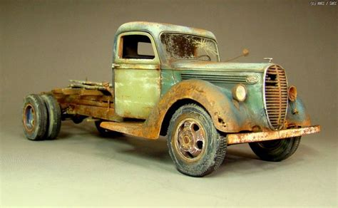 commercial vehicle model kits 304 best scale models with rust images on pinterest