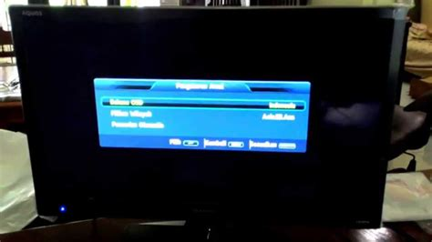 New Sharp Led Tv Aquos 24 24le170 jogjaupdate unboxing a brand new led tv sharp aquos 24 quot
