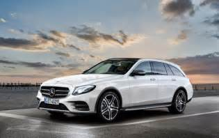 All About Mercedes Mercedes To Add E Class All Terrain Wagon News