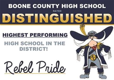 boone county schools boone county high school